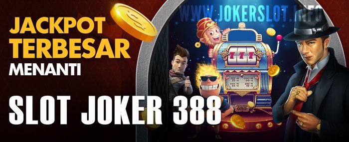 Slot Joker 388 online