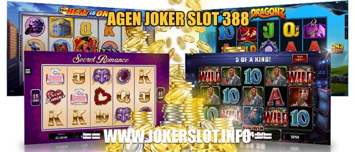 agen joker slot 388
