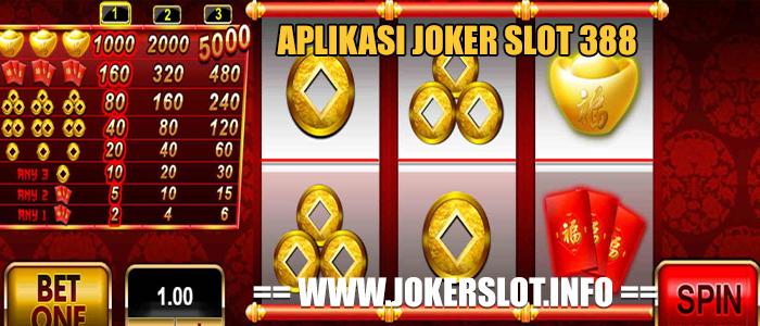 aplikasi joker slot 388