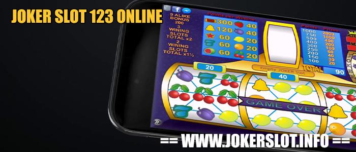 joker slot 123 online