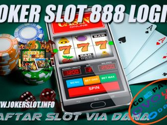 joker slot 888 login