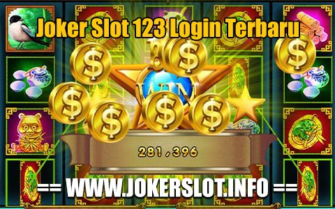 joker slot 123 login terbaru
