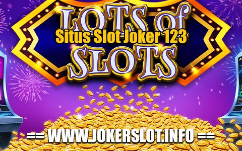situs slot joker 123