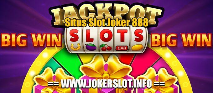 situs slot joker 888